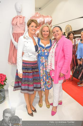 Aufdirndln für die Damenwiesn - Sportalm Store, Wien - Do 12.09.2019 - Martina LÖWE, Doris KIEFHABER, Ulli EHRLICH35