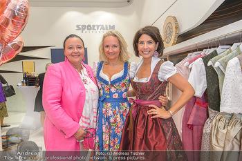 Aufdirndln für die Damenwiesn - Sportalm Store, Wien - Do 12.09.2019 - Sonja KATO-MAILATH-POKORNY, Doris KIEFHABER, Ulli EHRLICH36