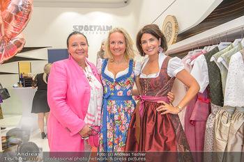 Aufdirndln für die Damenwiesn - Sportalm Store, Wien - Do 12.09.2019 - Sonja KATO-MAILATH-POKORNY, Doris KIEFHABER, Ulli EHRLICH37