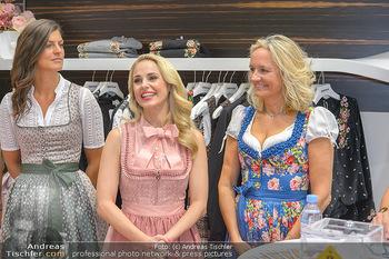 Aufdirndln für die Damenwiesn - Sportalm Store, Wien - Do 12.09.2019 - 42