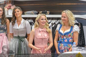 Aufdirndln für die Damenwiesn - Sportalm Store, Wien - Do 12.09.2019 - 43