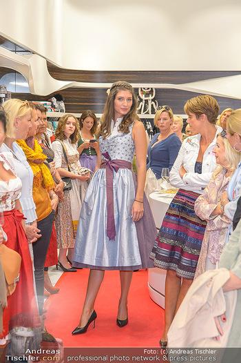 Aufdirndln für die Damenwiesn - Sportalm Store, Wien - Do 12.09.2019 - 57