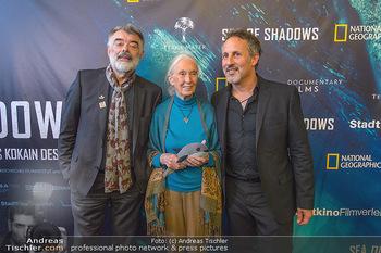 Kinopremiere ´Sea of Shadows´ - Gartenbaukino Wien - Do 12.09.2019 - Richard LADKANI, Walter KÖHLER, Jane GOODALL1