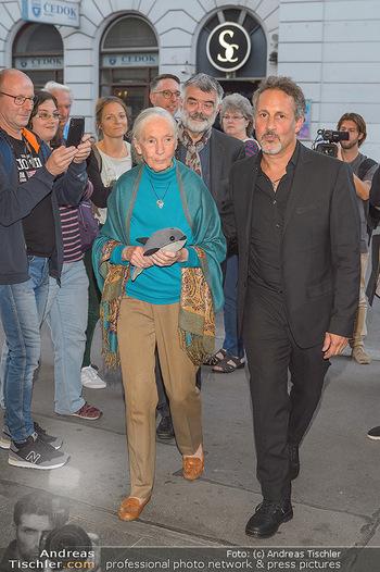Kinopremiere ´Sea of Shadows´ - Gartenbaukino Wien - Do 12.09.2019 - Richard LADKANI, Jane GOODALL9