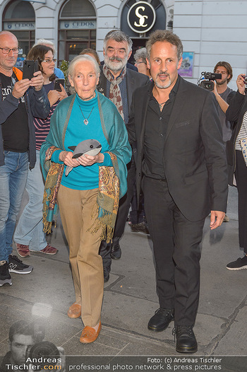 Kinopremiere ´Sea of Shadows´ - Gartenbaukino Wien - Do 12.09.2019 - Richard LADKANI, Jane GOODALL10