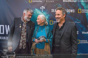Kinopremiere ´Sea of Shadows´ - Gartenbaukino Wien - Do 12.09.2019 - Richard LADKANI, Walter KÖHLER, Jane GOODALL11