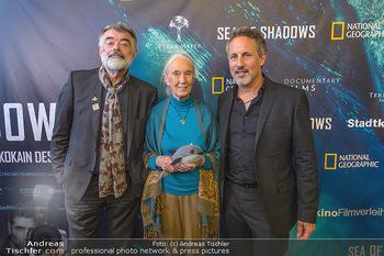 Kinopremiere ´Sea of Shadows´ - Gartenbaukino Wien - Do 12.09.2019 - Richard LADKANI, Walter KÖHLER, Jane GOODALL12