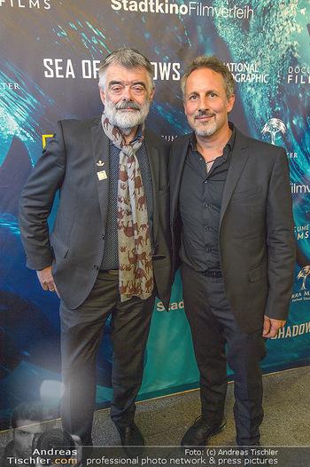 Kinopremiere ´Sea of Shadows´ - Gartenbaukino Wien - Do 12.09.2019 - Richard LADKANI, Walter KÖHLER17