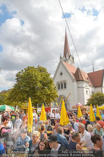 W24 Bezirksaward Verleihung - Ottakringer Kirtag, Wien - Fr 13.09.2019 - 3