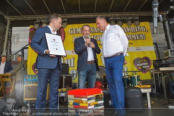 W24 Bezirksaward Verleihung - Ottakringer Kirtag, Wien - Fr 13.09.2019 - 8