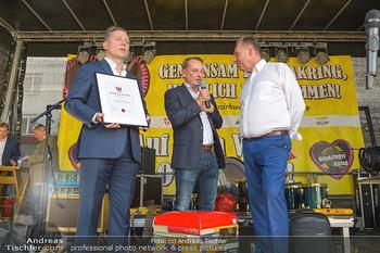 W24 Bezirksaward Verleihung - Ottakringer Kirtag, Wien - Fr 13.09.2019 - 9