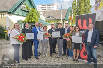 W24 Bezirksaward Verleihung - Ottakringer Kirtag, Wien - Fr 13.09.2019 - 10