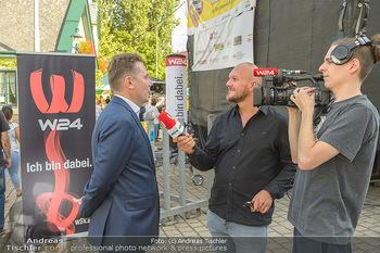 W24 Bezirksaward Verleihung - Ottakringer Kirtag, Wien - Fr 13.09.2019 - 20