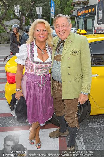 120 Jahre Jubiläum - Schreiberhaus, Wien - Fr 13.09.2019 - Richard LUGNER, Sonja ´Käfer´ SCHÖNANGER17
