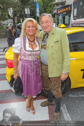 120 Jahre Jubiläum - Schreiberhaus, Wien - Fr 13.09.2019 - Richard LUGNER, Sonja ´Käfer´ SCHÖNANGER18