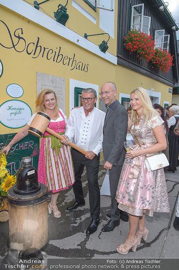 120 Jahre Jubiläum - Schreiberhaus, Wien - Fr 13.09.2019 - Toni FABER, Poldi und Stephanie HUBER28