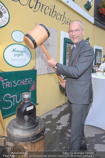 120 Jahre Jubiläum - Schreiberhaus, Wien - Fr 13.09.2019 - Toni FABER29