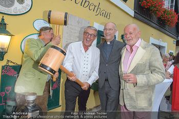 120 Jahre Jubiläum - Schreiberhaus, Wien - Fr 13.09.2019 - Toni FABER, Richard LUGNER, Poldi HUBER, Manfred AINEDTER30