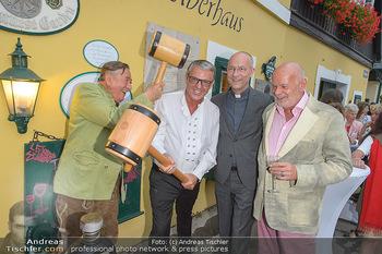 120 Jahre Jubiläum - Schreiberhaus, Wien - Fr 13.09.2019 - Toni FABER, Richard LUGNER, Poldi HUBER, Manfred AINEDTER31