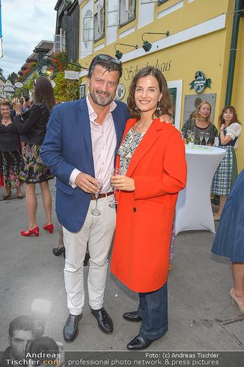 120 Jahre Jubiläum - Schreiberhaus, Wien - Fr 13.09.2019 - Martin ROHLA mit Tochter Mia33