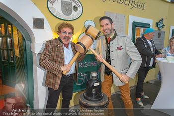 120 Jahre Jubiläum - Schreiberhaus, Wien - Fr 13.09.2019 - Gerhard BOCEK, Clemens UNTERREINER44