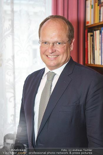 Privatempfang für Franz Patay - Privatwohnung Sarata - Mo 16.09.2019 - Christian KIRCHER (Portrait)14