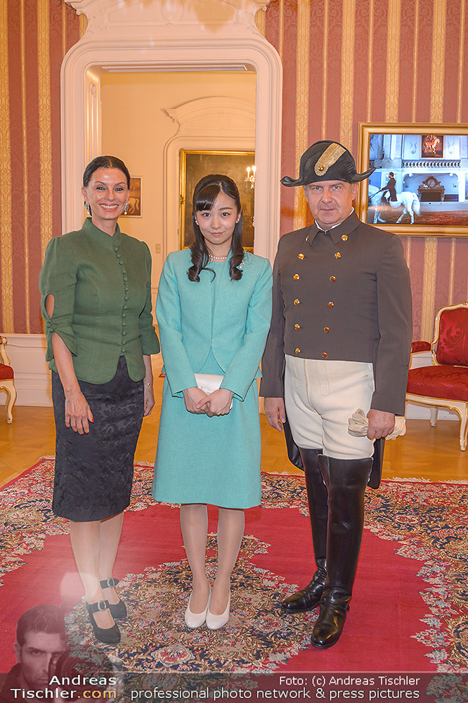Besuch der Japanischen Prinzessin - 2019-09-17 - Spanische Hofreitschule