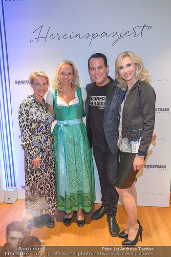 Sportalm Schauraum Opening - Palais Wessely, Wien - Di 17.09.2019 - Kristina SPRENGER, Ulli EHRLICH, Gregor GLANZ, Eva LIND12
