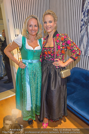 Sportalm Schauraum Opening - Palais Wessely, Wien - Di 17.09.2019 - Ulli EHRLICH, Elina GARANCA19