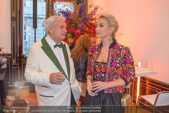 Sportalm Schauraum Opening - Palais Wessely, Wien - Di 17.09.2019 - Elina GARANCA, Willie EHRLICH22