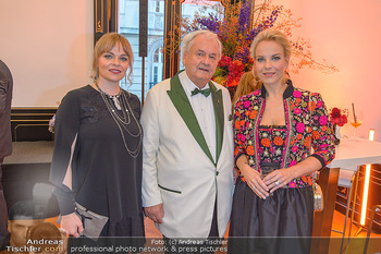 Sportalm Schauraum Opening - Palais Wessely, Wien - Di 17.09.2019 - Elina GARANCA, Willie EHRLICH, Katerina MAKUSHENKO23