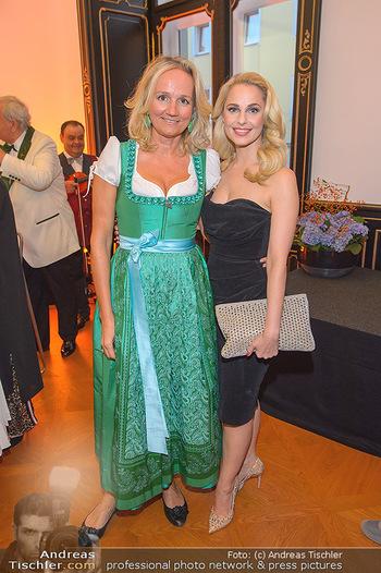 Sportalm Schauraum Opening - Palais Wessely, Wien - Di 17.09.2019 - Ulli EHRLICH, Silvia SCHNEIDER28