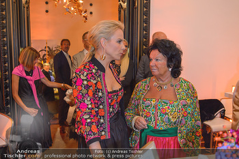 Sportalm Schauraum Opening - Palais Wessely, Wien - Di 17.09.2019 - Elina GARANCA, Herta EHRLICH35