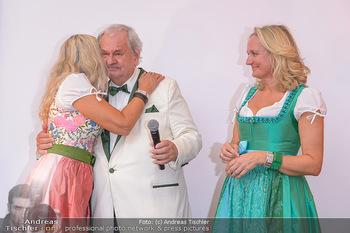 Sportalm Schauraum Opening - Palais Wessely, Wien - Di 17.09.2019 - Willie EHRLICH mit Töchtern Kristina und Ulli39