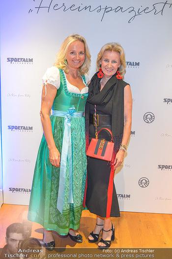 Sportalm Schauraum Opening - Palais Wessely, Wien - Di 17.09.2019 - Ulli EHRLICH, Elisabeth GÜRTLER46