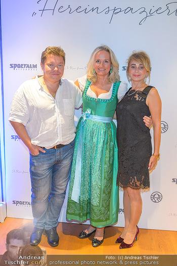 Sportalm Schauraum Opening - Palais Wessely, Wien - Di 17.09.2019 - 47