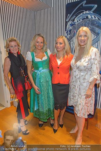 Sportalm Schauraum Opening - Palais Wessely, Wien - Di 17.09.2019 - Ulli EHRLICH, Elisabeth GÜRTLER, Lidia BAICH, Claudia STÖCKL50
