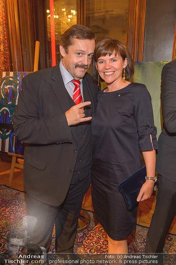 TU Wien Fundraising - Palais Szechenyi - Mi 18.09.2019 - Werner GRUBER, Bettina NEUNTEUFEL8