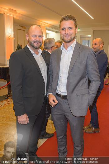 Jö Bonusclub - Ein Abend in Gold - Kursalon Wien - Mi 18.09.2019 - Heinz FREUNSCHLAG, Harald MIEßNER8