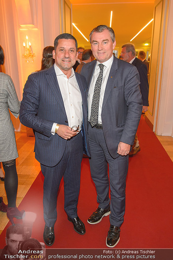 Jö Bonusclub - Ein Abend in Gold - Kursalon Wien - Mi 18.09.2019 - Marcel HARASZTI, Toni MÖRWALD15