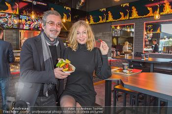 Restaurant Opening - Chili eats honey, Parndorf - Do 19.09.2019 - Zoe STRAUB mit Vater Christof5