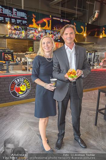 Restaurant Opening - Chili eats honey, Parndorf - Do 19.09.2019 - Thomas SEIKMANN mit Ehefrau8