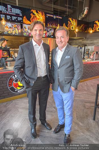 Restaurant Opening - Chili eats honey, Parndorf - Do 19.09.2019 - Thomas SEIKMANN, Kurt FAIST13