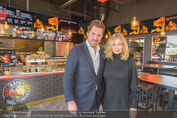 Restaurant Opening - Chili eats honey, Parndorf - Do 19.09.2019 - Daniel SERAFIN, Zoe STRAUB14