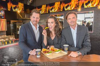 Restaurant Opening - Chili eats honey, Parndorf - Do 19.09.2019 - Daniel SERAFIN, Zoe STRAUB, Thomas SEIKMANN15