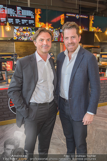 Restaurant Opening - Chili eats honey, Parndorf - Do 19.09.2019 - Thomas SEIKMANN, Daniel SERAFIN16