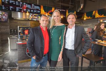 Restaurant Opening - Chili eats honey, Parndorf - Do 19.09.2019 - Beatrice KÖRMER, Heimo TURIN, Thomas SEIKMANN17
