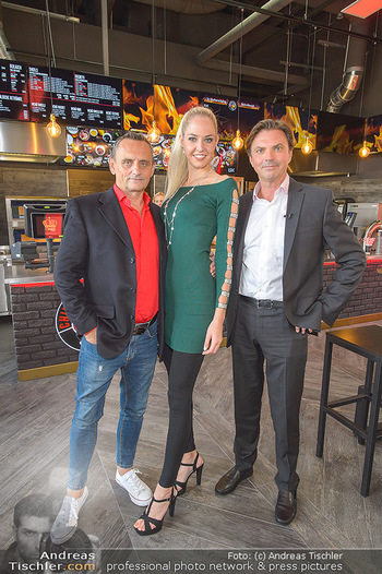 Restaurant Opening - Chili eats honey, Parndorf - Do 19.09.2019 - Beatrice KÖRMER, Heimo TURIN, Thomas SEIKMANN18