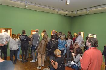 Albrecht Dürer Ausstellungseröffnung - Albertina - Do 19.09.2019 - 15