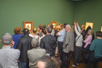 Albrecht Dürer Ausstellungseröffnung - Albertina - Do 19.09.2019 - 18